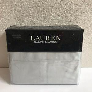 Ralph Lauren Dunham Queen Sheet Set